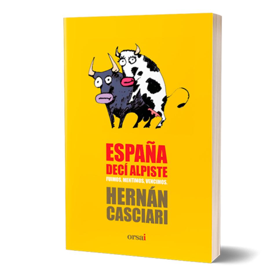 España, decí alpiste