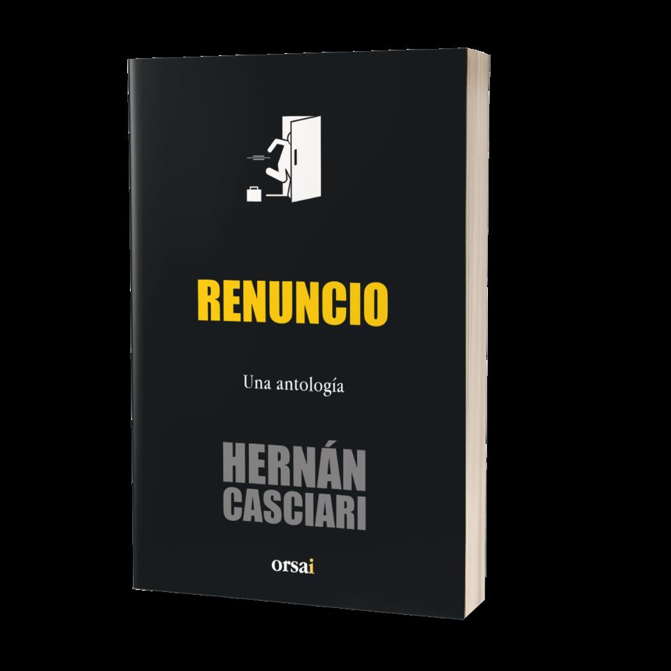 Renuncio (una antología)