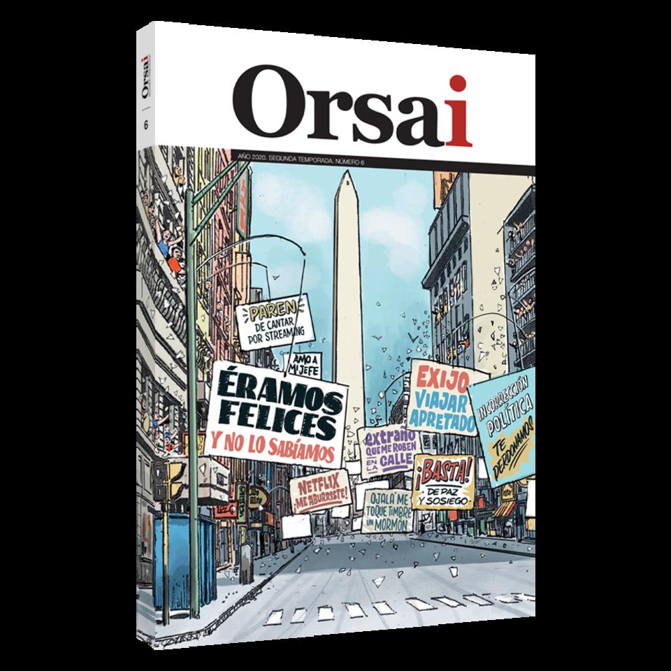 Revista Orsai Núm. 6